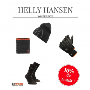 Winterbox Helly Hansen - 10% de remise !