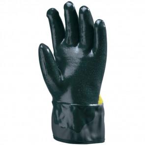 Gants anticoupure Eurotechnique Kevlar Enduit Nitrile 9660 (lot de 10 paires de gants)