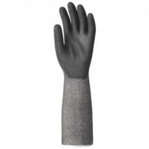 Gant anti-coupure avec manchette Eurotechnique 6870 (lot de 10 paires de gants)