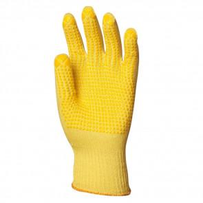 Gants anticoupure Kevlar avec picots Eurotechnique 4640 (lot de 10 paires de gants)