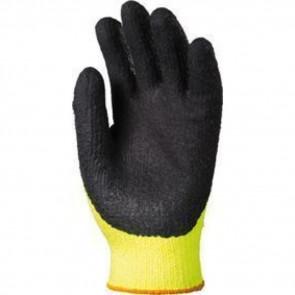 Gants anticoupure niveau 5 anti-froid Eurotechnique 6980 (lot de 5 paires de gants)