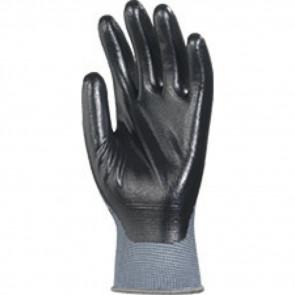 Gants de travail précision enduit nitrile Eurotechnique 6260 (lot de 10 paires de gants)