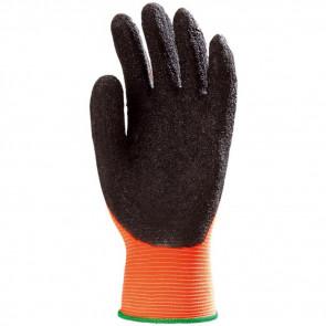 Gants de travail précision Eurotechnique Euroflex Hi-Viz (lot de 10 paires de gants)