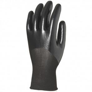 Gants de travail précision enduit nitrile Eurotechnique 1NIAB (lot de 12 paires de gants)