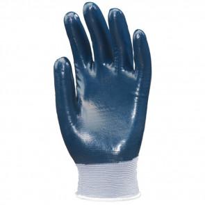 Gants de travail précision nitrile Eurotechnique 6290 (lot de 10 paires de gants)