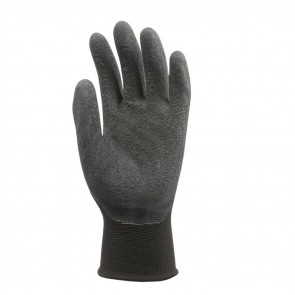 Gants de travail précision enduit Latex Eurotechnique 6460 (lot de 10 paires de gants)