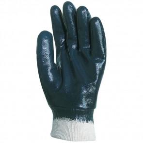 Gants de manutention enduit nitrile Eurotechnique 9450 (lot de 10 paires de gants)