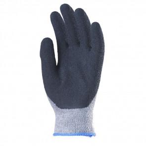Gants de manutention Lourde enduit Latex Eurotechnique 1LAAG (lot de12 paires de gants)
