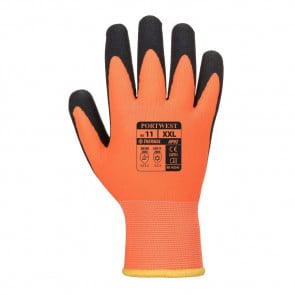 Gants protection thermique Portwest Thermo Pro Ultra dos de la main