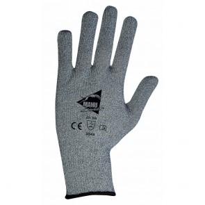 Gants tricotés anti-coupure avec picots