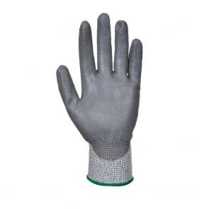 Gants anti-coupures paume PU coupure 3 Portwest gris