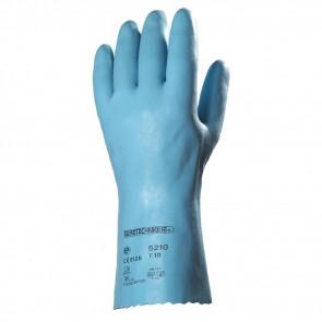 Gants résistance chimique Eurotechnique 5210 (lot de 10)