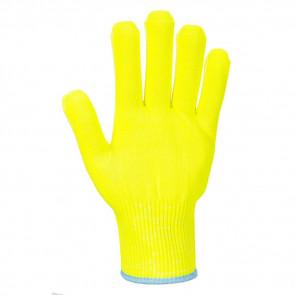 Gant Pro Cut Portwest Liner jaune face