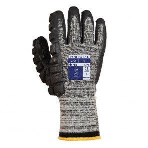 Gants protection Marteau gauche Portwest