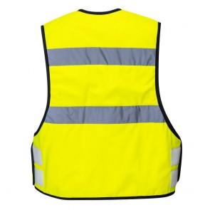 Gilet jaune haute visibilité rafraîchissant Portwest
