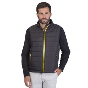 Doudoune sans manches Bodywarmer Pen Duick City Men porté