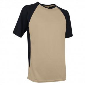 T-shirt de travail bicolore LMA Masse