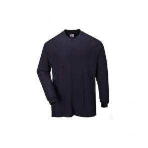 Tee shirt manches longues retardateur de flamme antistatique Portwest