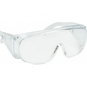 Lunettes de protection Dickies Coverspecs Clair