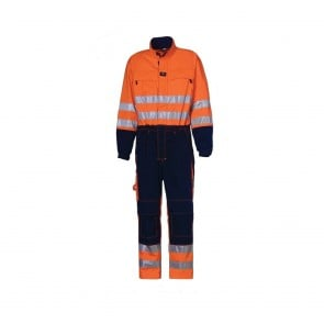 Combinaison de travail Bridgewater Helly Hansen - EN471 orange