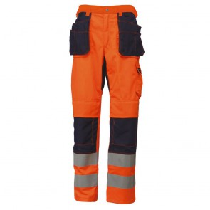 Pantalon de travail Bridgewater femme Helly Hansen - EN471 orange