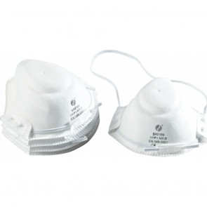 Pack de 5 masques respiratoires Dickies FFP1D