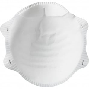 Masque coque Sup Air à usage unique FFP1D SL (boite de 20)