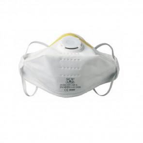Masque respiratoire pliable à usage unique avec valve Sup Air FFP1 D SL