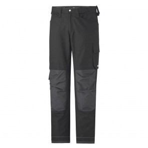 Pantalon de travail Visby Canvas HH - Noir