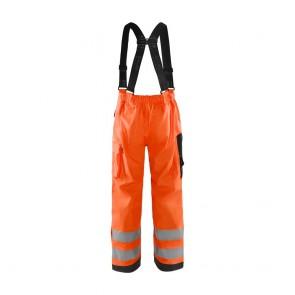 Pantalon de pluie à bretelles Blakalder haute visibilité
