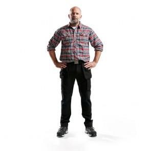 Pantalon de services Blaklader Stretch polycoton 166g