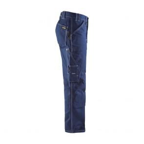 Pantalon de travail multipoche Blaklader Artisan 100% coton