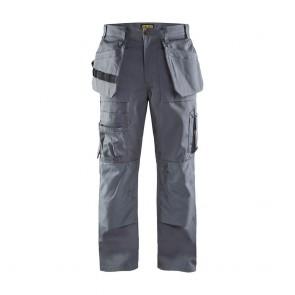 Pantalon de travail artisan + Blaklader polycoton avant