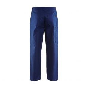 Pantalon de travail industrie Blaklader 100% coton croisé