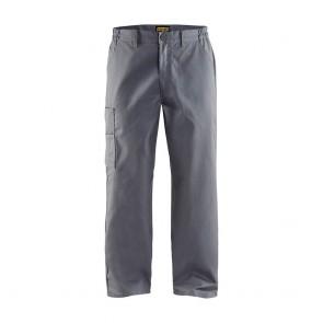 Pantalon de travail industrie polycoton Blaklader Gris