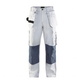 Pantalon de travail peintre Blaklader 100% coton face