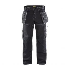 Pantalon de travail Artisan Blakalder X1900 Stretch genoux préformés