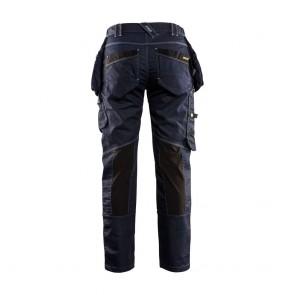 Pantalon de travail artisan femme Blaklader X1900 Cordura stretch