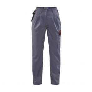 Pantalon de travail femme Blaklader polycoton croisé 240 g/m² avant