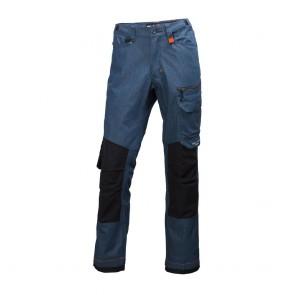 Pantalon de travail MJOLNIR Helly Hansen bleu acier