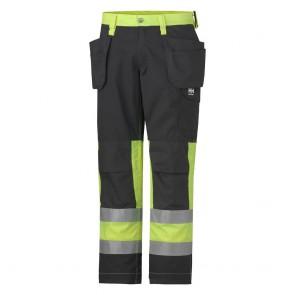 Pantalon Haute-visibilité ALTA CONSTRUCTION CLASS 1 Helly Hansen