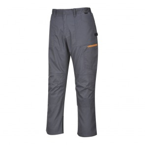 Pantalon de travail Multipoche Portwest Texo Danube Gris