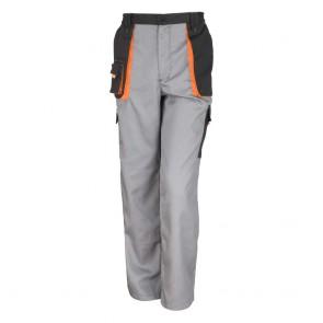 Pantalon de travail Result Lite Gris Noir