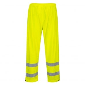 Pantalons haute visibilité intempéries Portwest Sealtex