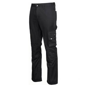 Pantalon de travail Kariban Multipoches noir