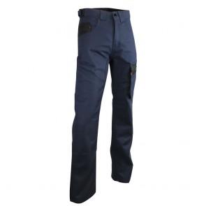 Pantalon de travail LMA Ciment bleu