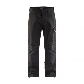 Pantalon de travail polycoton Blaklader Services avant