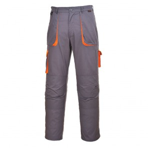 Pantalon de travail Texo Contrast Portwest gris