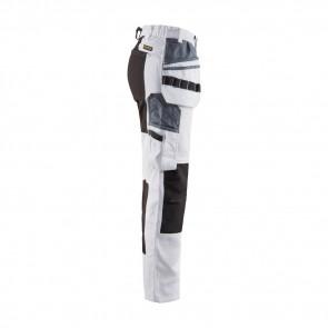 Pantalon de peintre à genouillères femme Blaklader Stretch