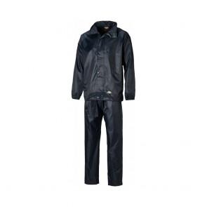 Ensemble de pluie veste + pantalon Dickies Vermont bleu marine